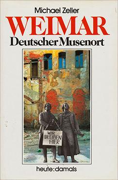 Weimar. Deutscher Musenort