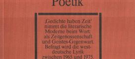 1982 | Gedichte haben Zeit